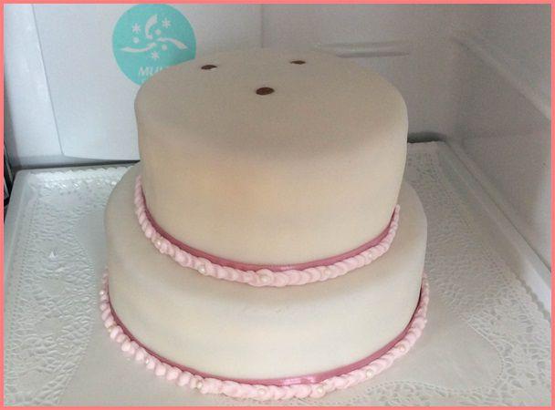 félkész torta