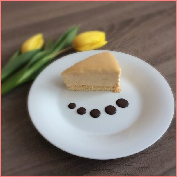 karamellmousse-torta